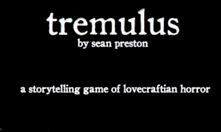 Tremulus: The Foggy Hills Session 01