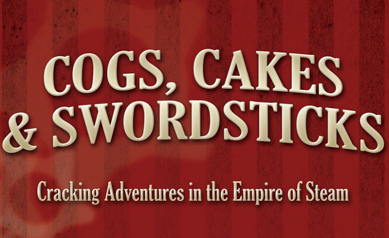Cogs, Cakes and Swordsticks: Time Flies By