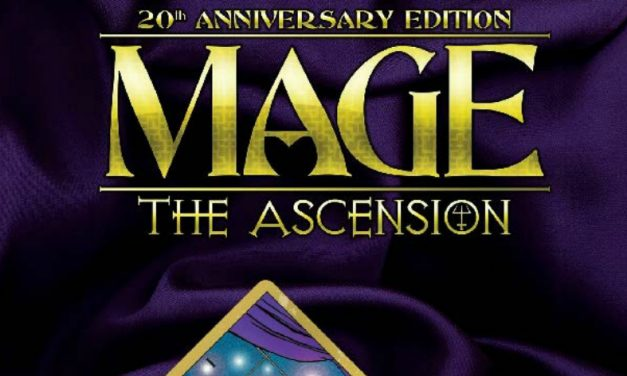 Mage: the Ascension Session 11