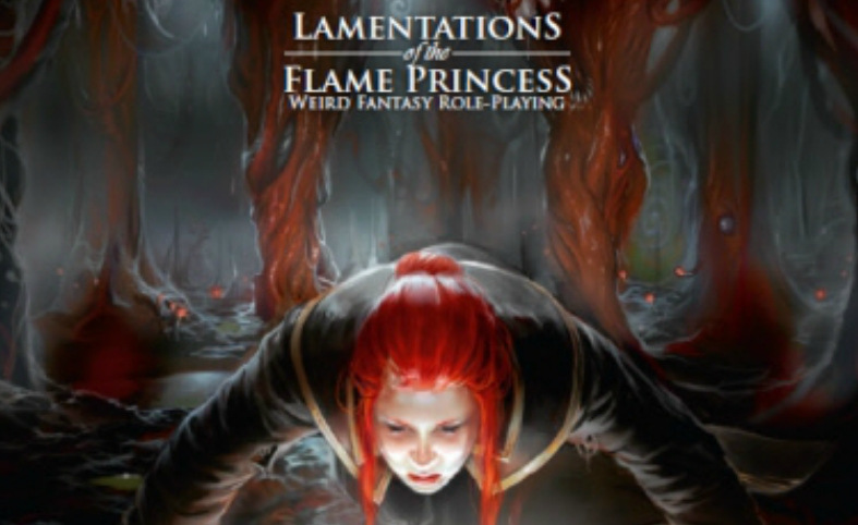 Lamentations of the Flame Princess: Tower of the Stargazer 01