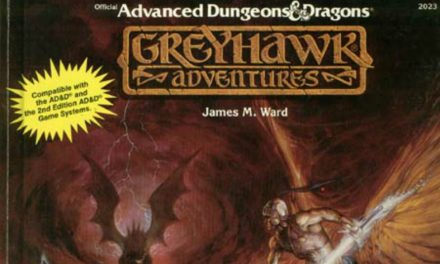 Greyhawk Guild Wars Session 02