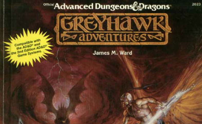 Greyhawk Adventures Session 19