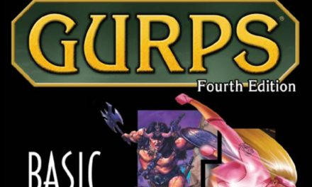 GURPS: A Jolly Proper Adventure Session 03