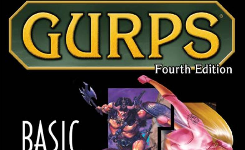 GURPS: A Jolly Proper Adventure Session 01