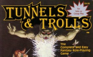 Tunnels and Trolls Cover