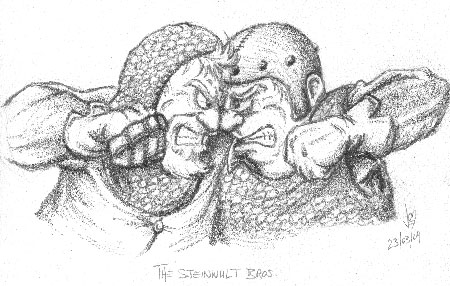 The Brothers Steinwult