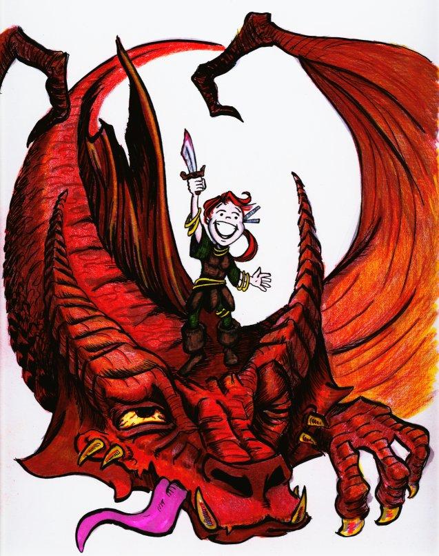 Feylin The Dragonslayer
