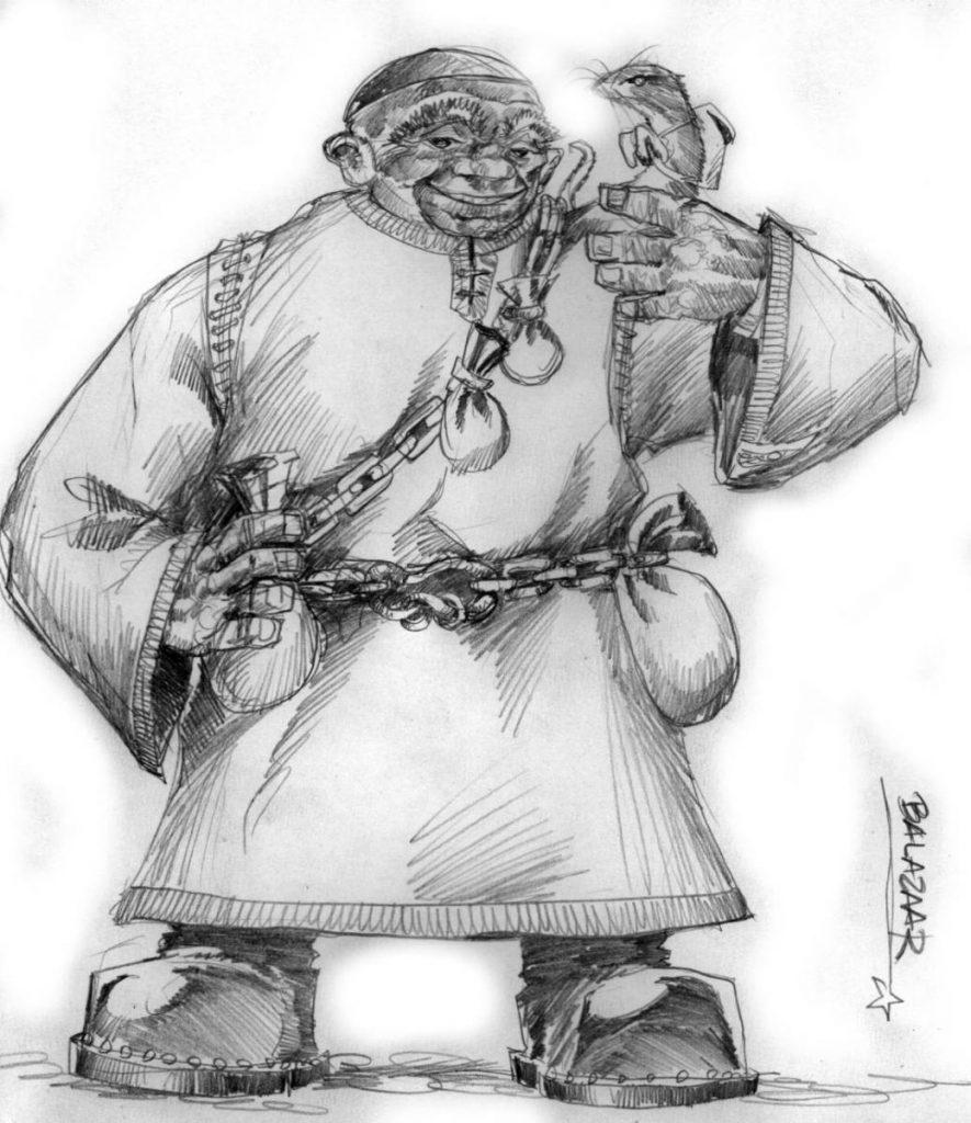 Balazaar The Wizard