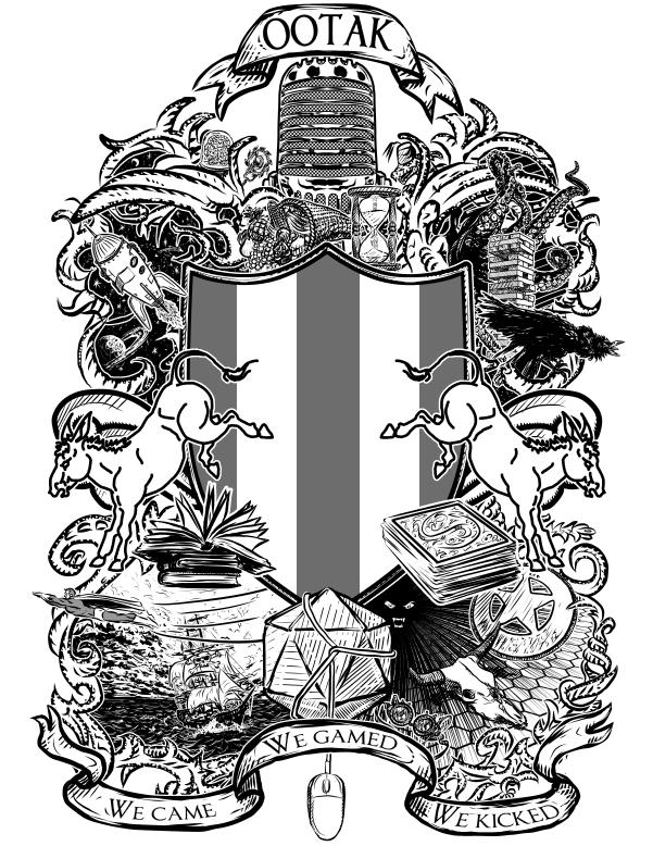 OOTAK Coat of Arms