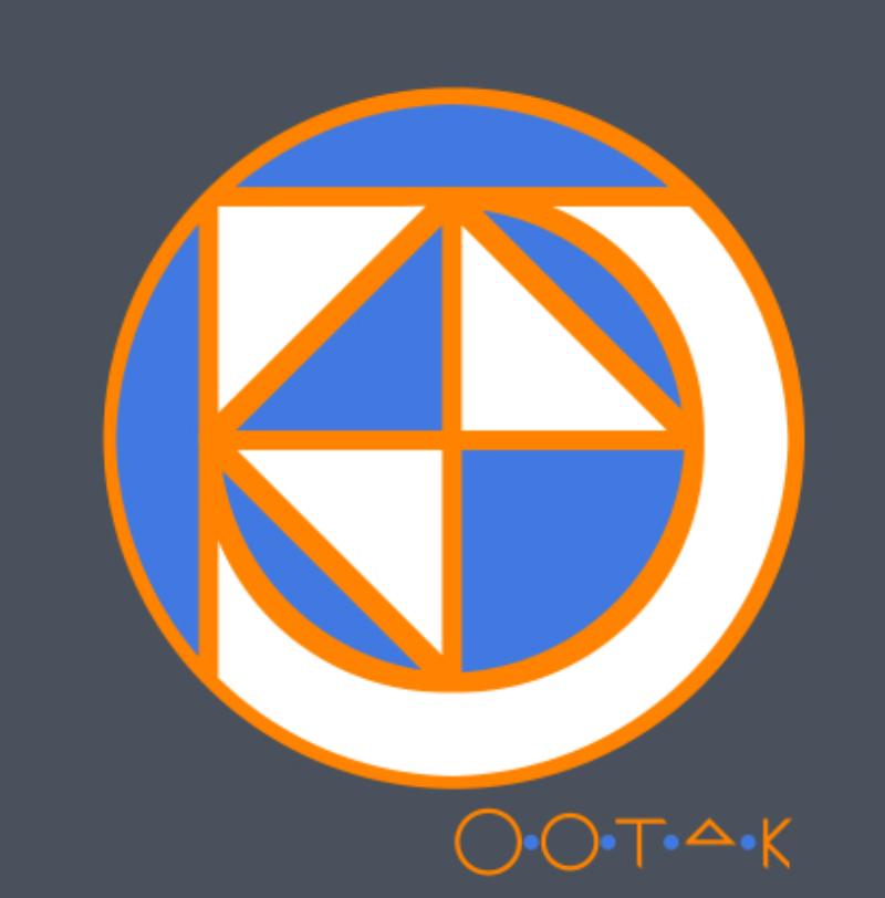 OOTAK Logo Design