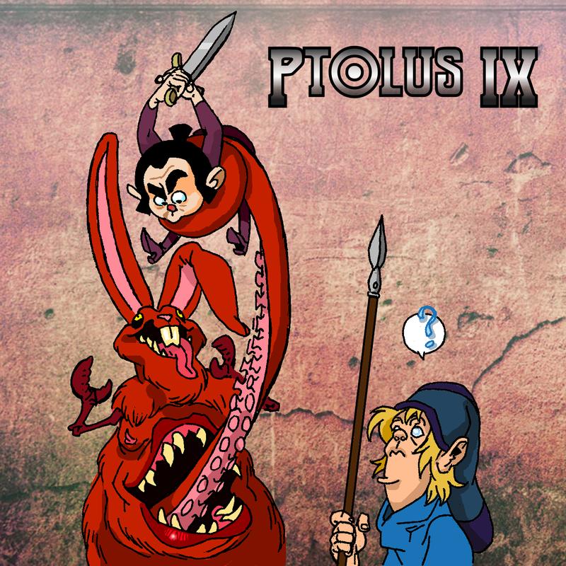 Ptolus - Episode 9