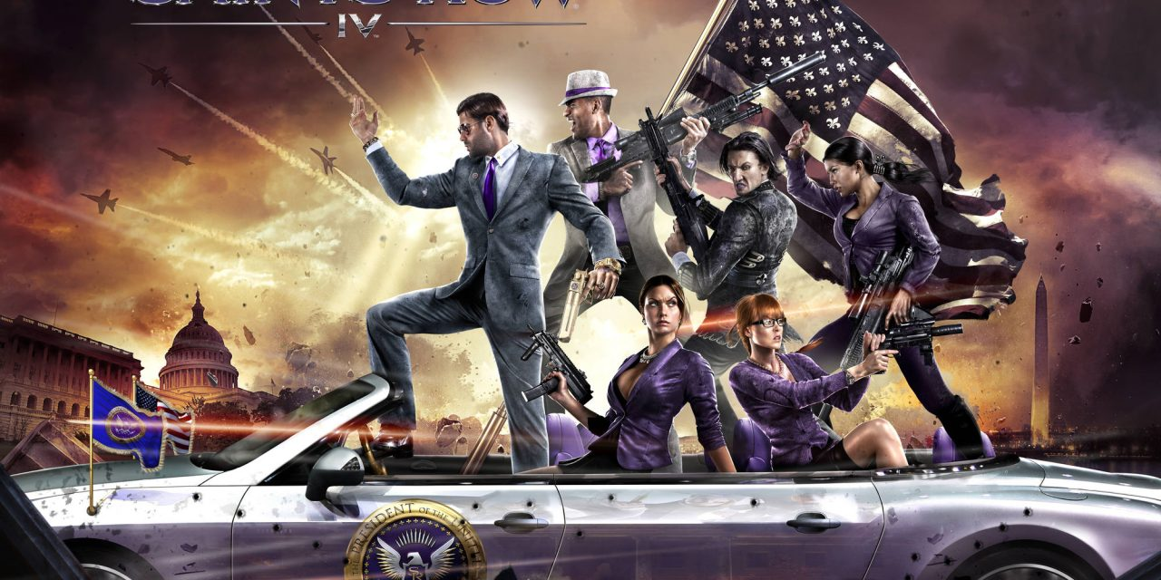 Telemereview: Saint's Row 4
