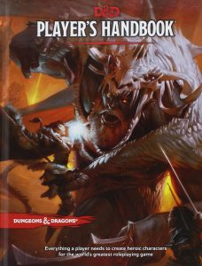 Dungeons and Dragons 5e: Players Handbook