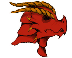Red Dragon Helm