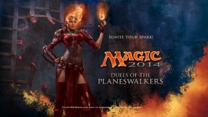 Magic: Duel of the Planewalkers 2014