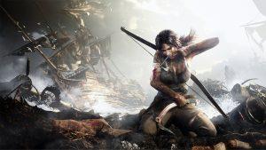 Tomb Raider Game Wallpaper