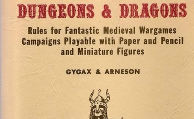 Old School Dungeons and Dragons One Off
