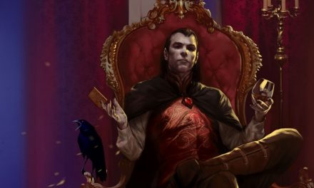 Curse of Strahd Session 02