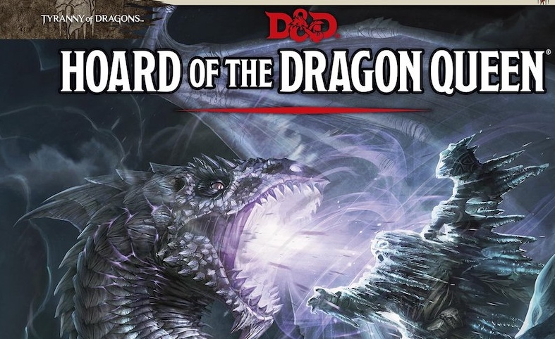 Hoard of the Dragon Queen Session 01