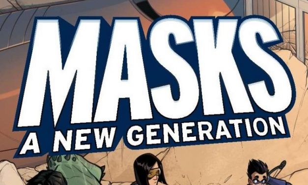 Masks: A New Generation Session 08