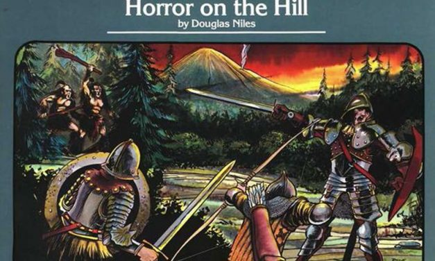 Horror on the Hill Session 01
