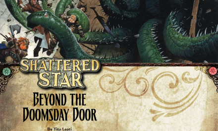 Shattered Star Reforged Session 01 (SS Session 65)