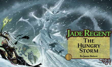 Jade Regent Session 35