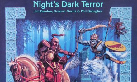 Night's Dark Terror Session 08