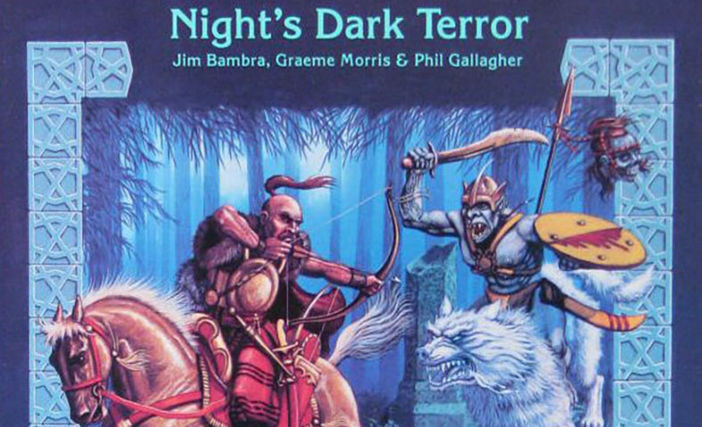Night's Dark Terror Session 09